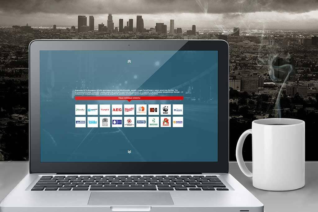 mt8_02 Современный дизайн сайта с видео бэкграундом