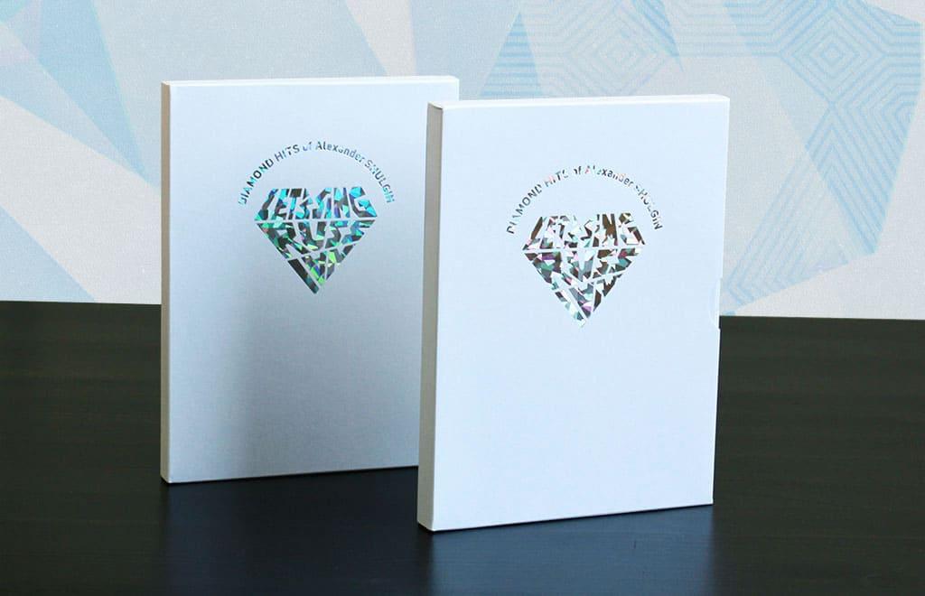 Разработка дизайна полиграфии DVD диск обложка