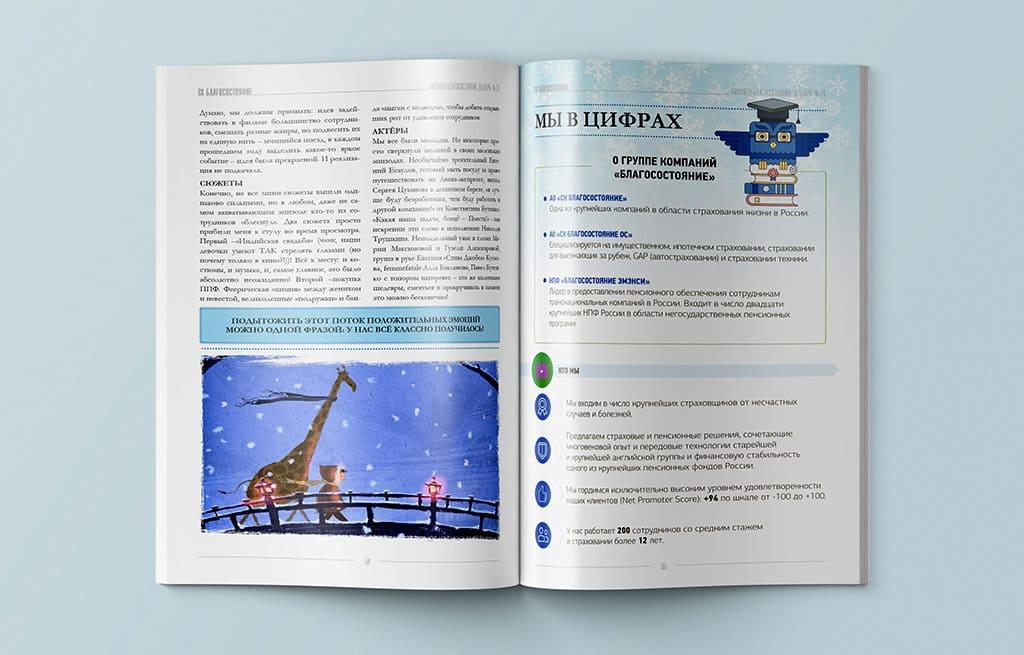 blago_02 создание корпоративного журнала