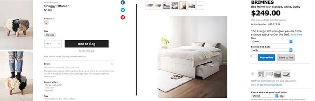 Переделка сайта. Изображения продукта: 10 шагов по улучшению юзабилити коммерческих сайтов