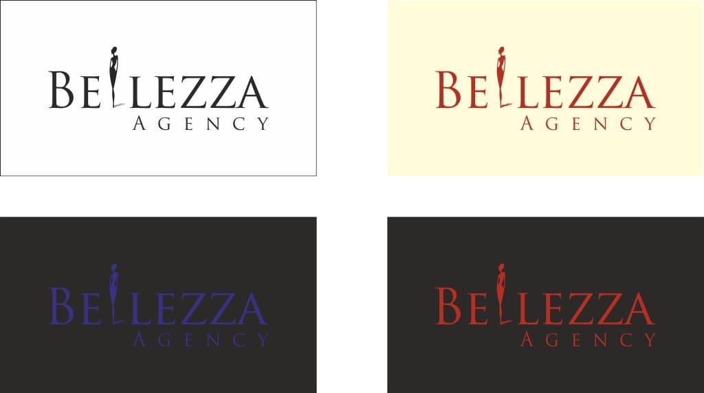Разработать логотип для модельного агентства лакшери пример
