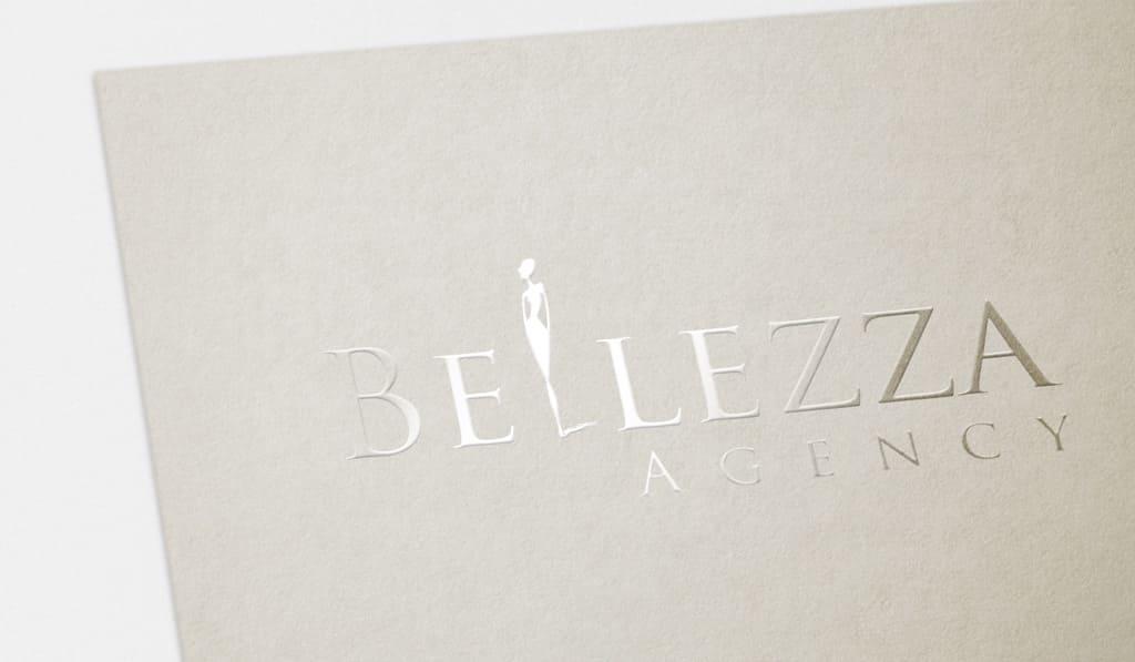 Разработать логотип для модельного агентства