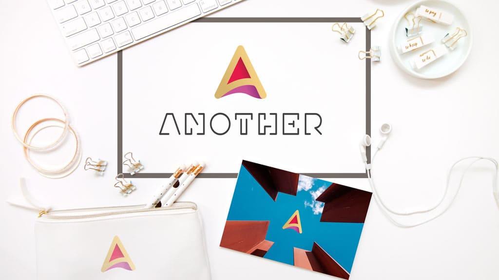 Изготовление логотипа на заказ для дизайнера интерьера в Москве