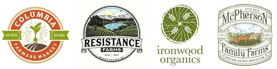 Цветовая гамма логотипа брендинг с точки зрения психологии