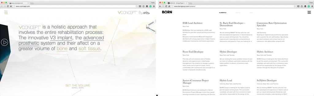 Заказать в Москве дизайн сайта компании