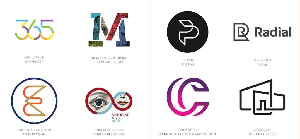 Актуальные тенденции. Тренды в дизайне логотипов 2017 года