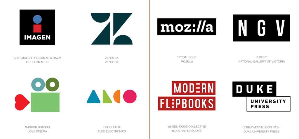 Актуальные тенденции. Тренды в дизайне логотипов 2017 года. Фотографии