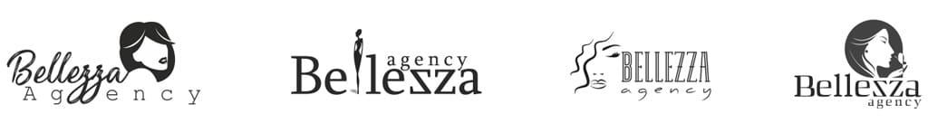 у нас можно разработать логотип для модельного агентства
