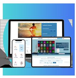 Разработка дизайна сайта медицинской клиники иконка проекта