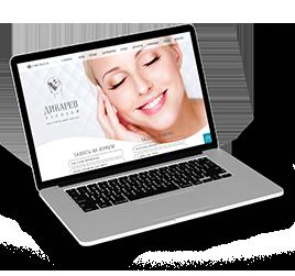 иконка работы - сайт пластического хирурга