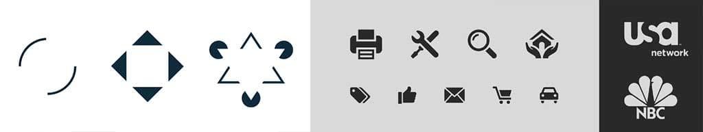 Создание веб-дизайна. Принцип гештальта. Замкнутость или завершение