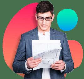 Дизайн презентации для строительной компании иконка