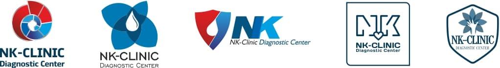эскизы логотипа для медицинского центра