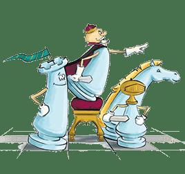 иконка - иллюстрации к книгам по шахматам