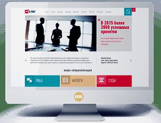 Сайт юридической компании иконка