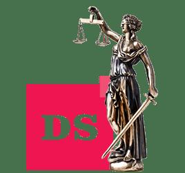 Дизайн презентации для DS Law