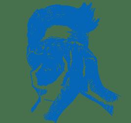 Разработка фирменного логотипа компании FFS - иконка