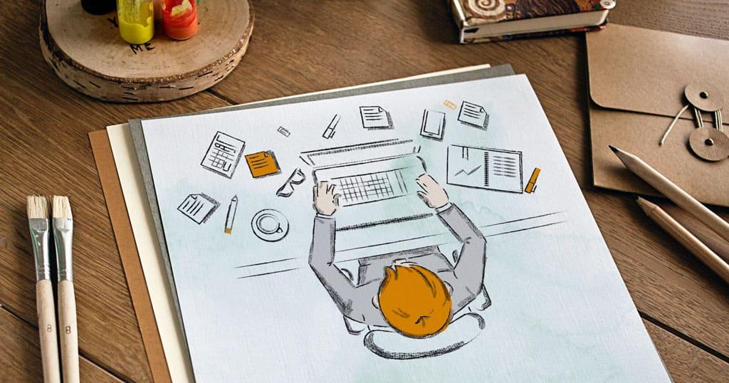 иллюстрации для книги на заказ