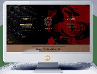 Сайт для студии звукозаписи иконка