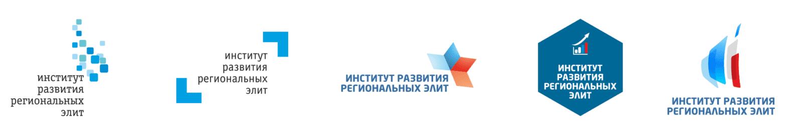 варианты логотипа института РРЭ