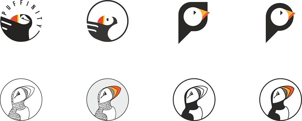 варианты фирменного знака эко бренда