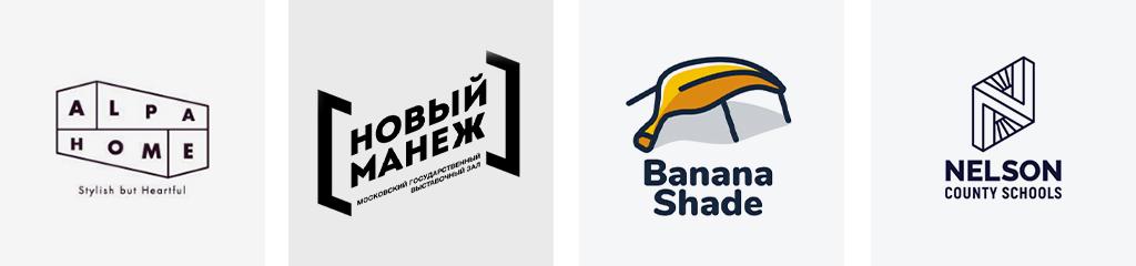 Тренды дизайна логотипов 2021 Перспектива