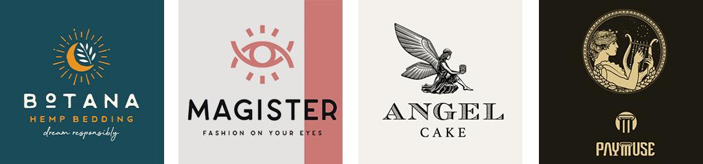 Тренды дизайна логотипов 2021 символика